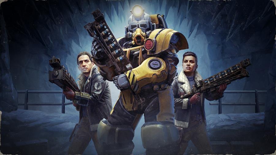 Fallout 76 Locked & Loaded