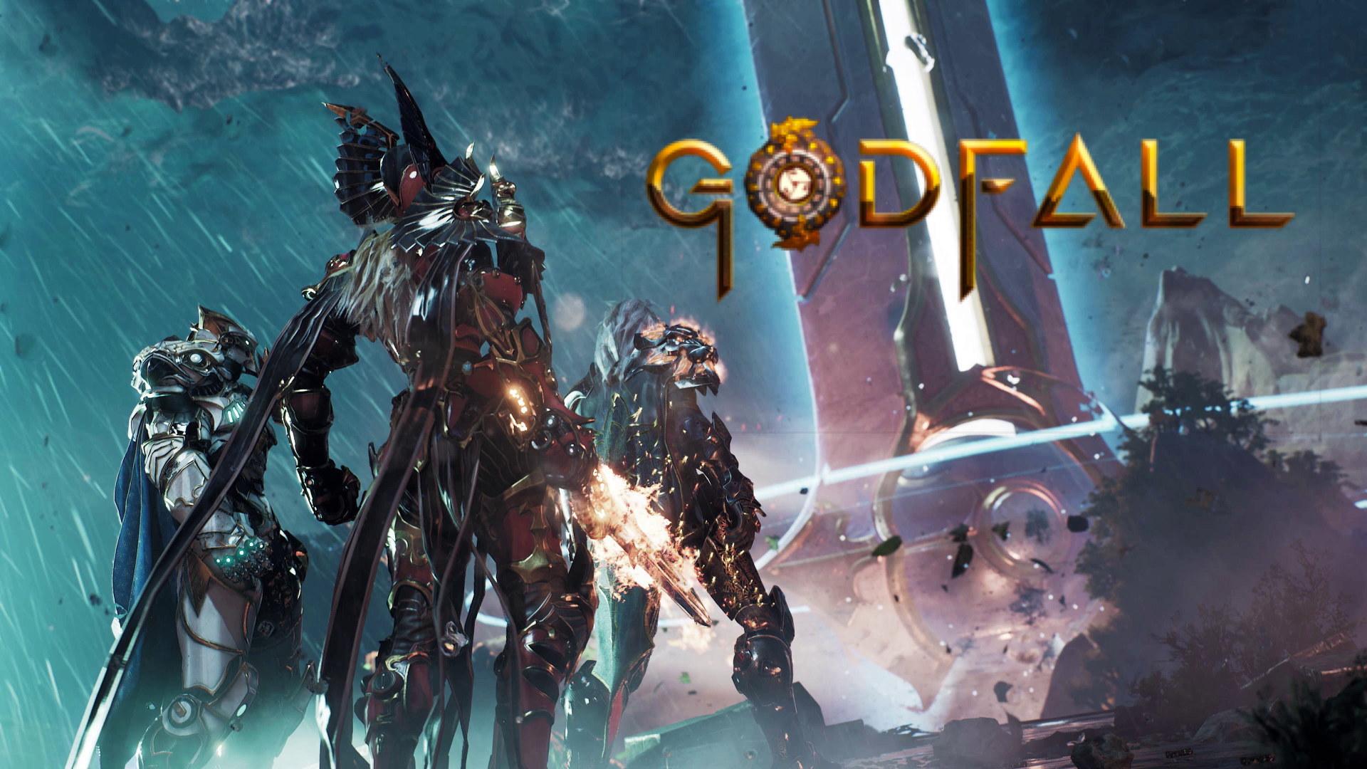 Godfall PS4
