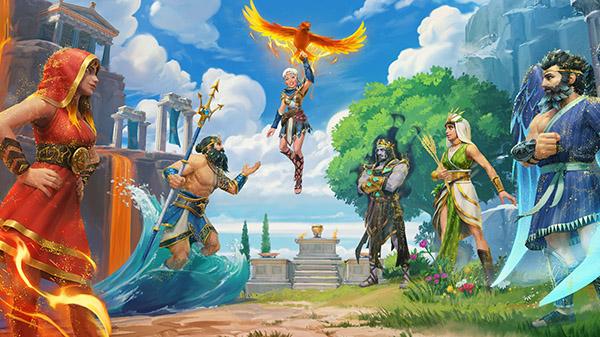 Immortals Fenyx Rising Lost Gods DLC