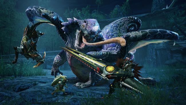 Monster Hunter Rise six million sales