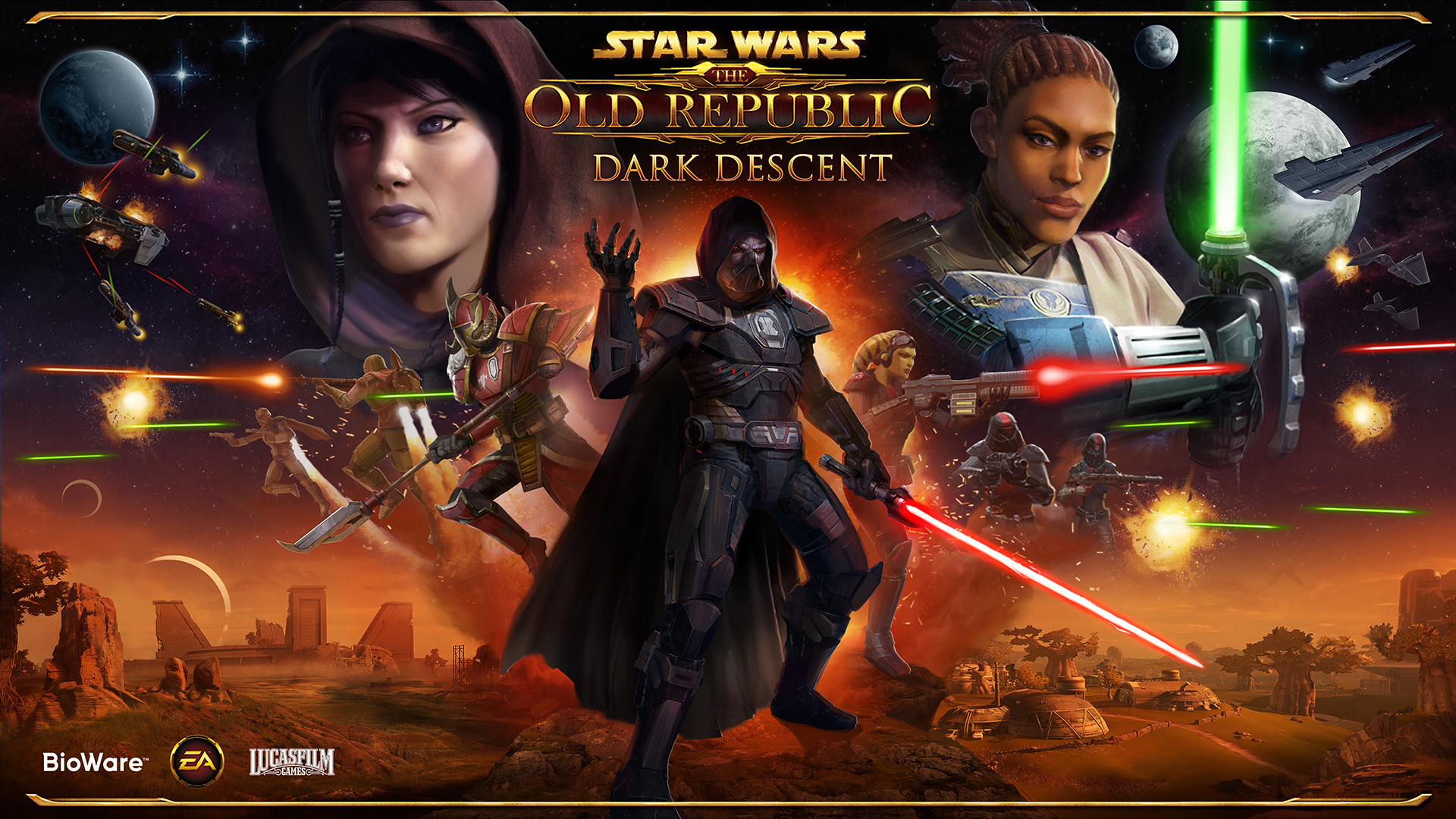 SWTOR Game Update 6.3