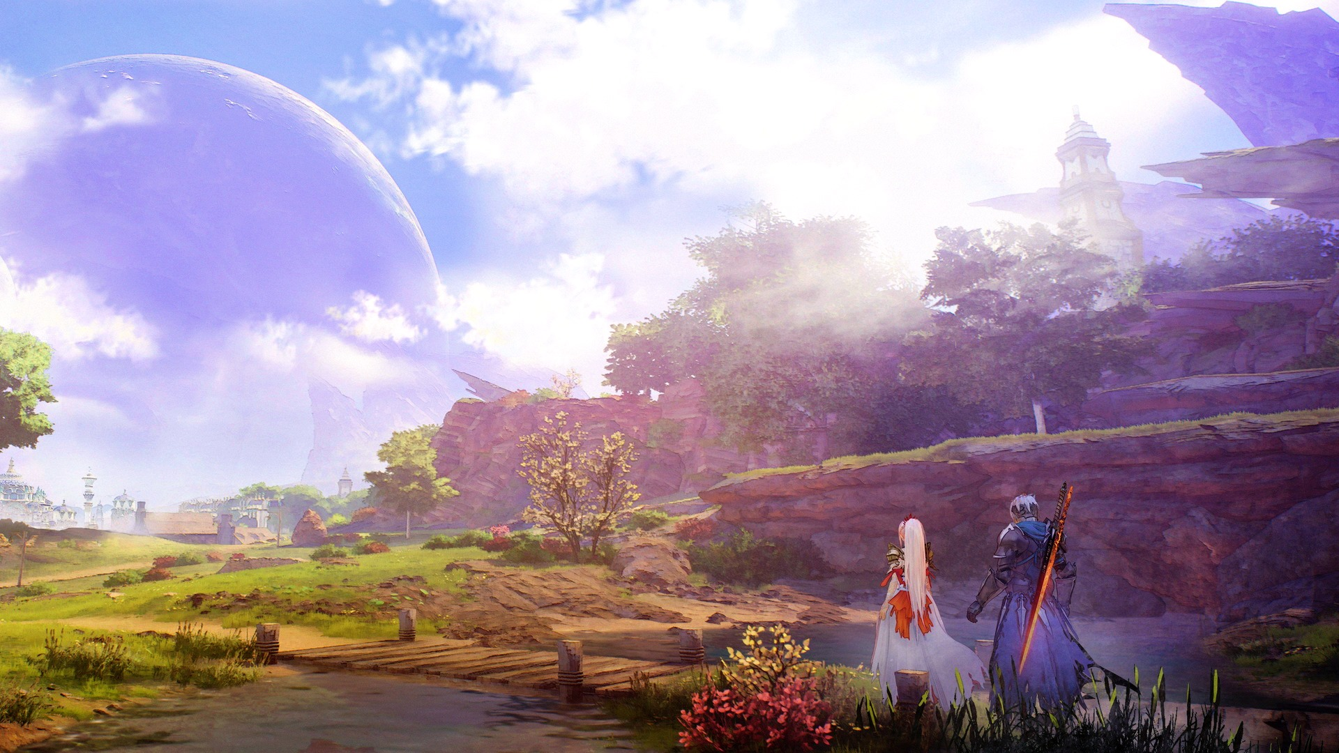 Tales of Arise Environment
