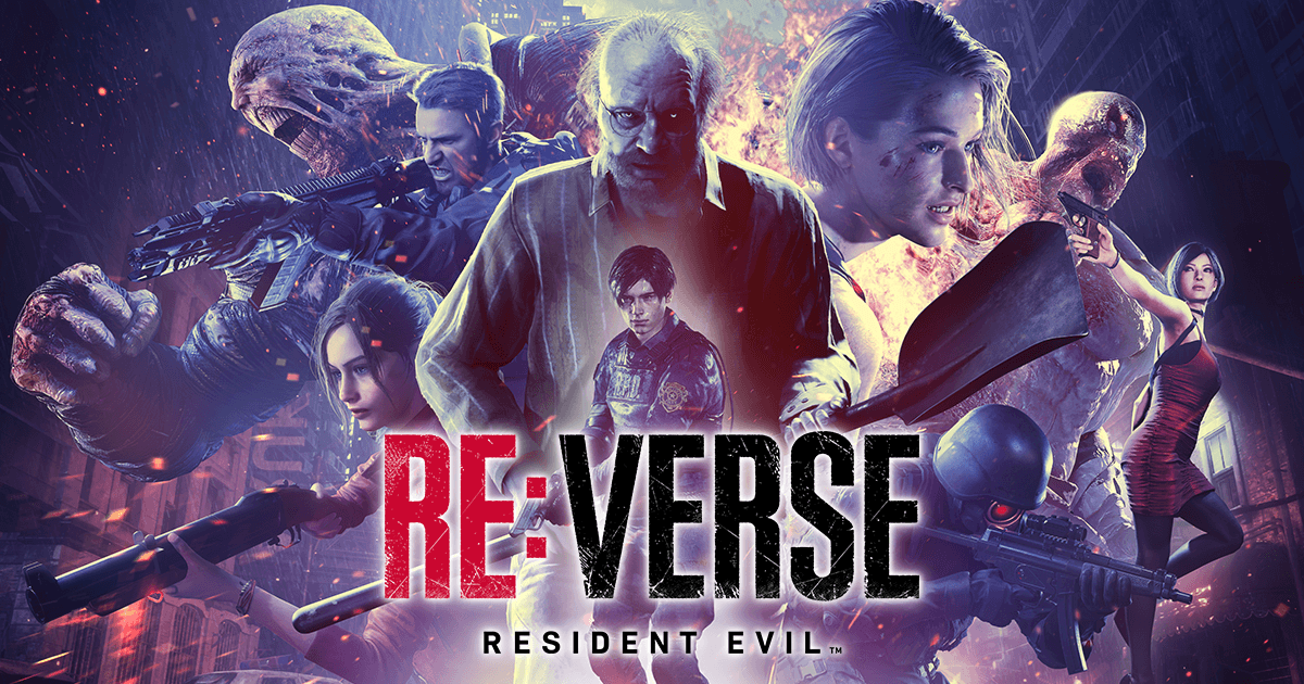 Resident Evil Re:Verse 12
