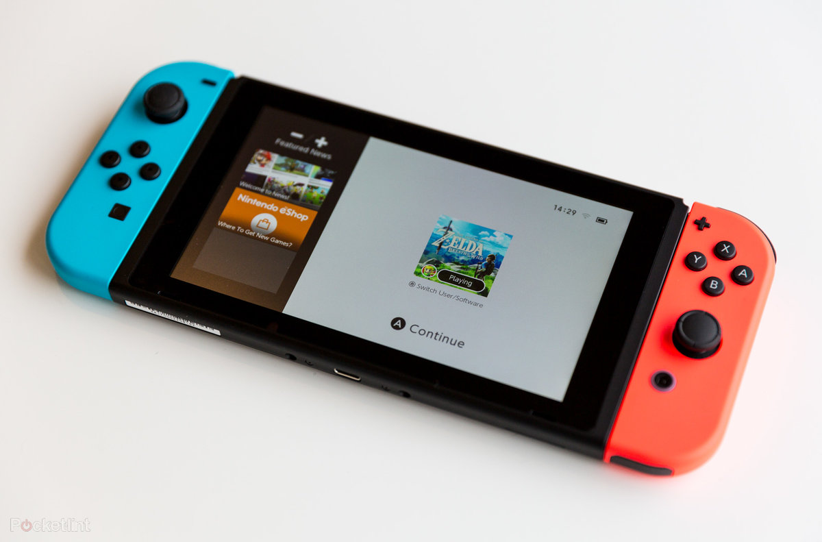 New Nintendo Switch 111