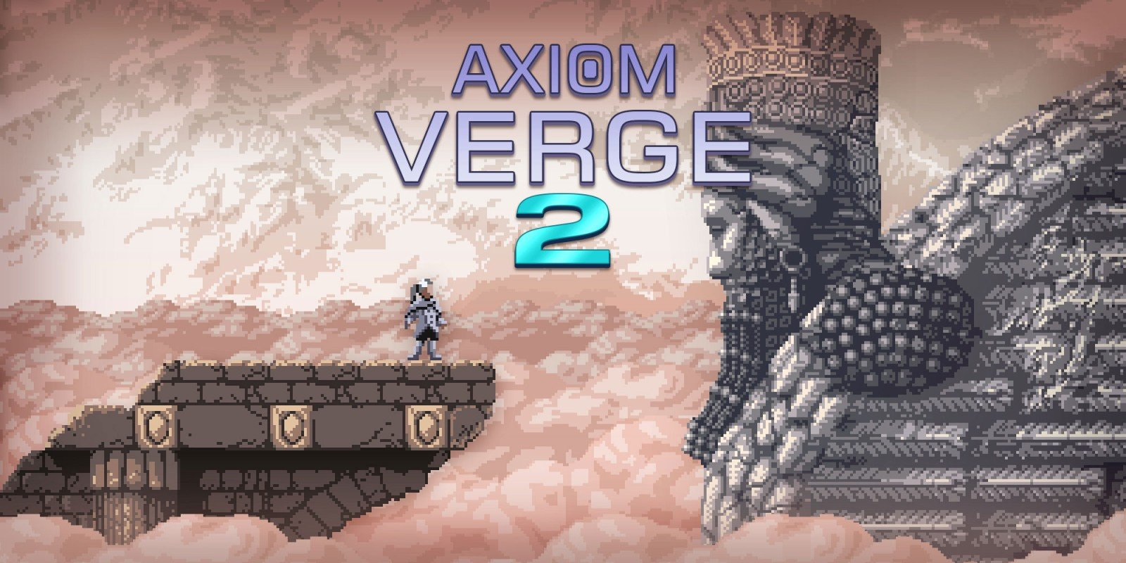 Axiom Verge 2 delayed until later this year