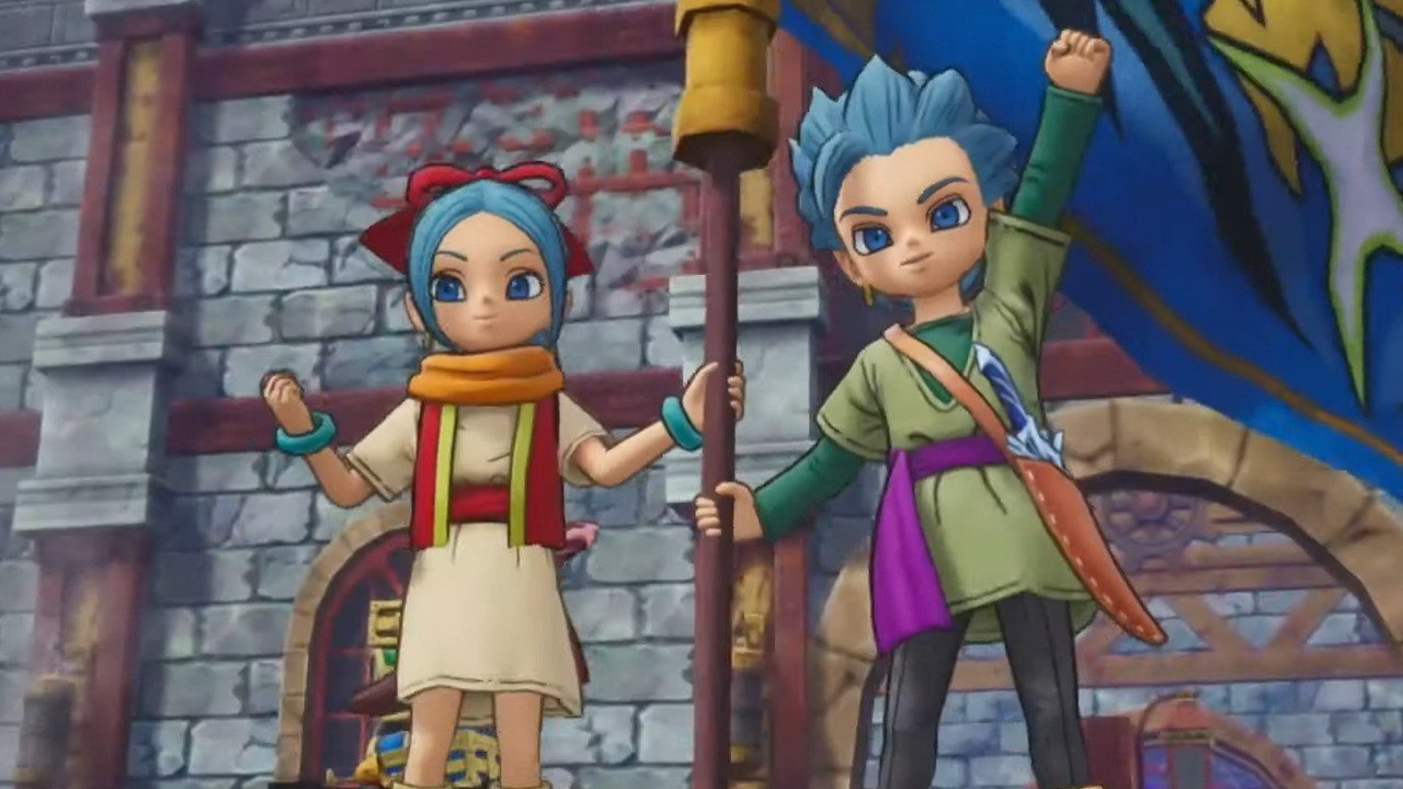 Dragon Quest Treasures 1