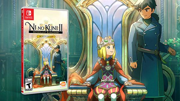 Ni no Kuni II Revenant Kingdom - Prince Edition