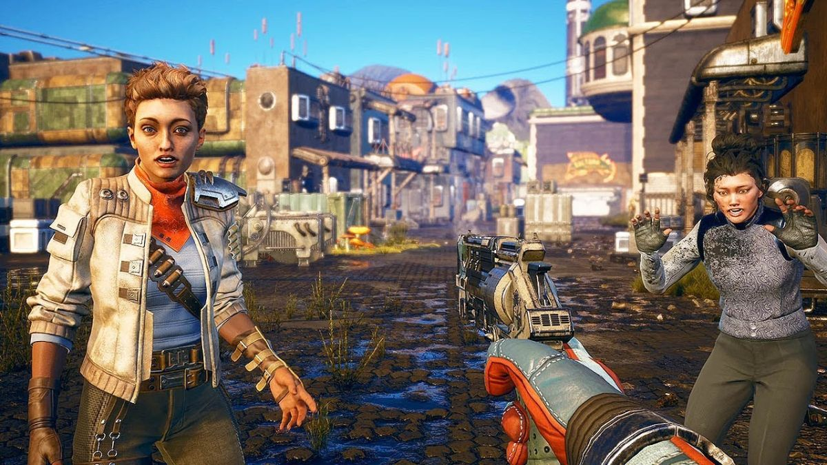The Outer Worlds - Microsoft