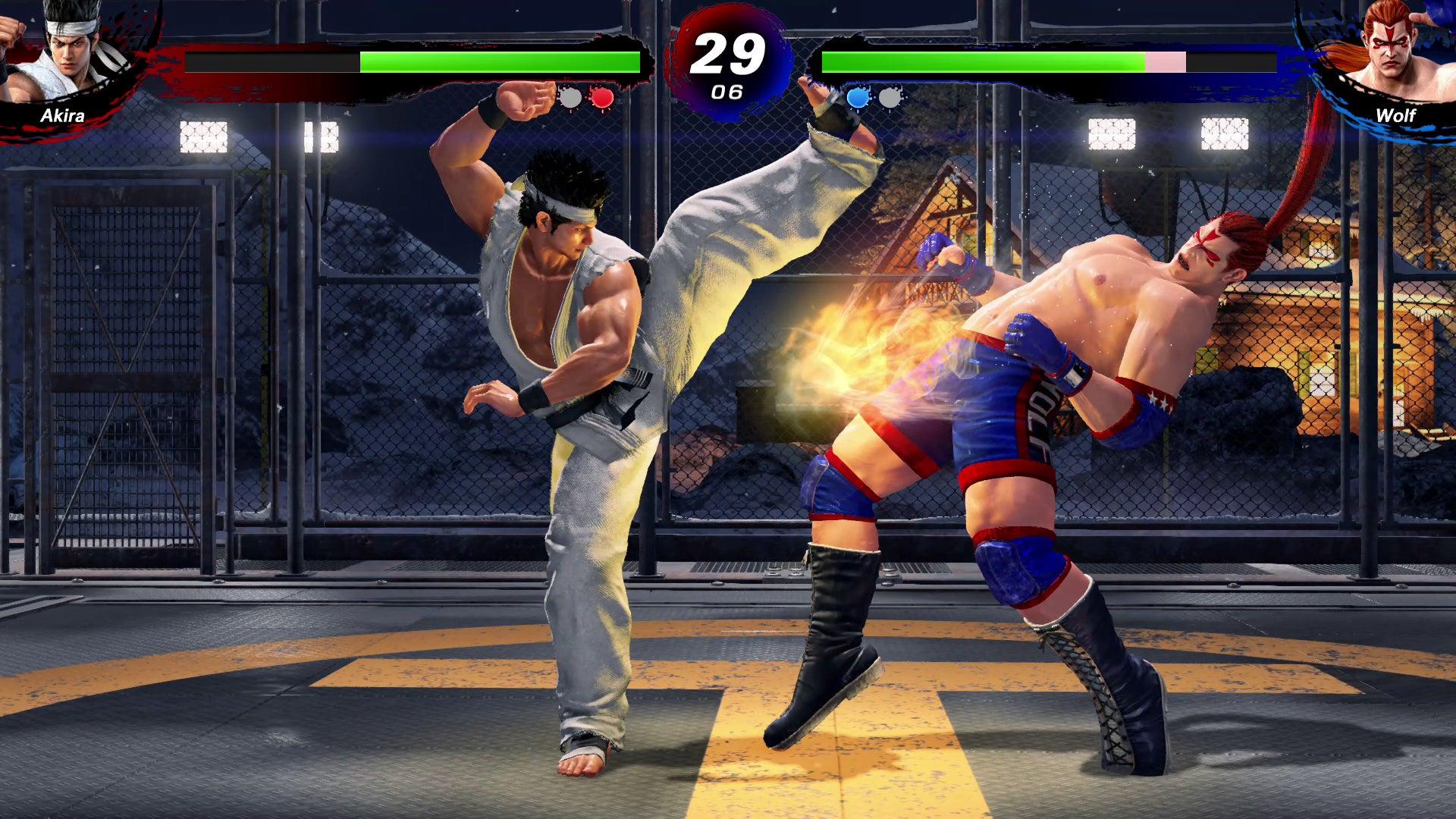 Virtua Fighter 5 Ultimate Showdown coming to PS4