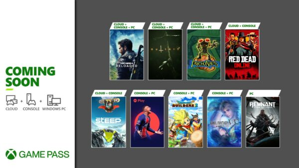 Xbox Game Pass Early May 2021