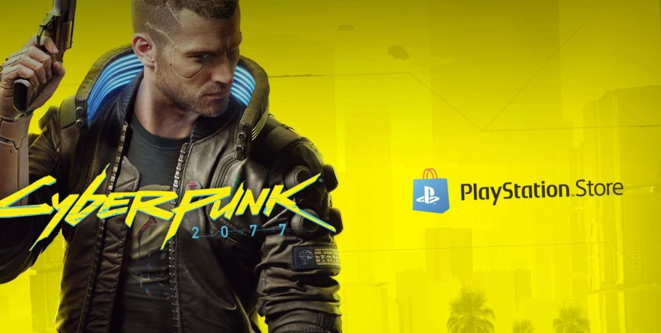 Cyberpunk 2077 now available on PlayStation Store