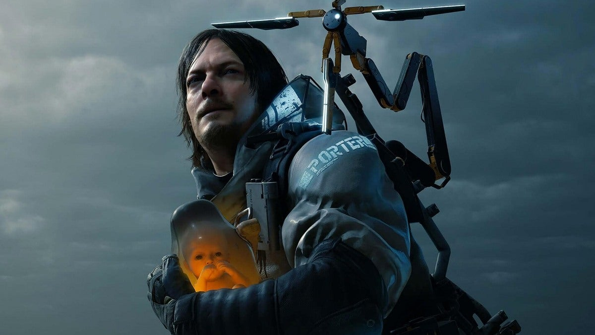 Death Stranding Director's Cut announced for PlayStation 5