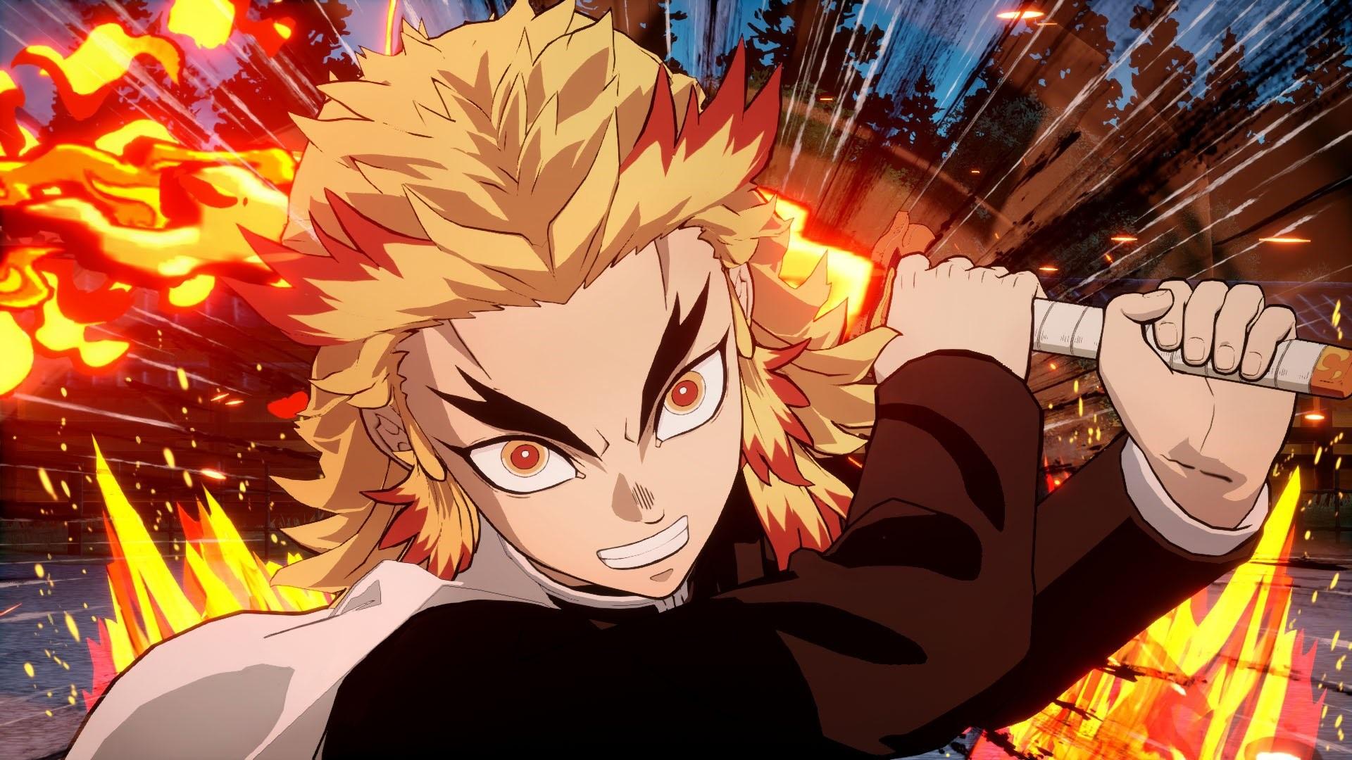 Demon Slayer -Kimetsu no Yaiba- The Hinokami Chronicles coming to North America on October 15 - Featured