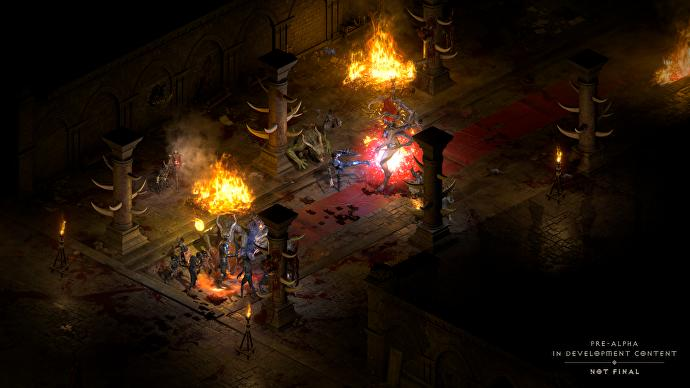 Diablo II Resurrected gets a release date