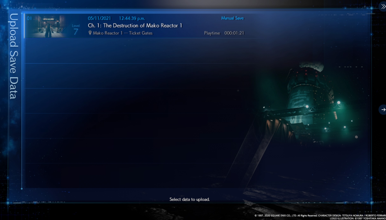 Final Fantasy VII Remake version 1.02 update now live