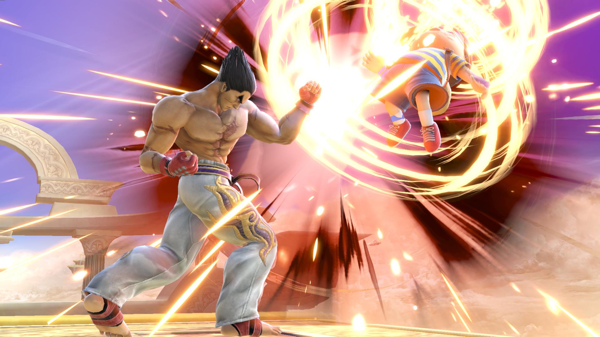 Kazuya Mishima coming to Super Smash Bros. Ultimate on June 29