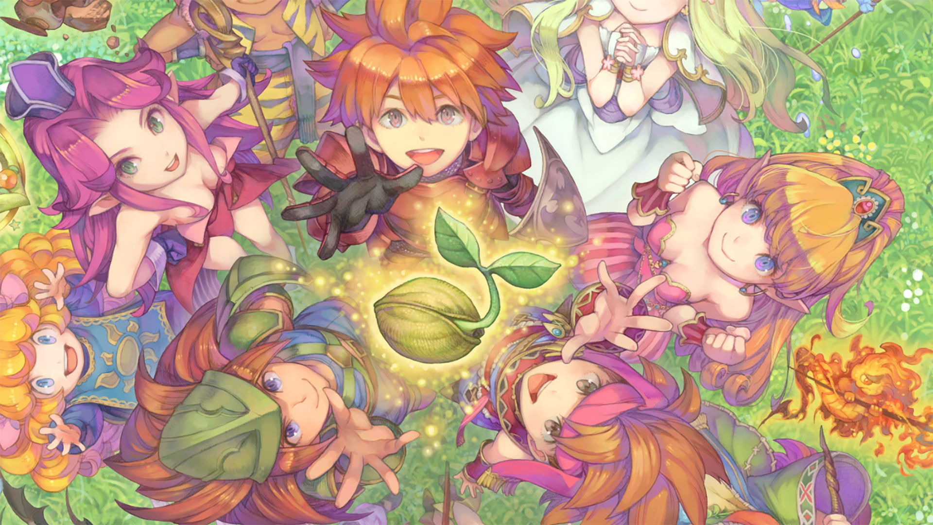 New Mana game for console currently in development