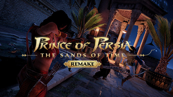 Prince of Persia The Sands of Time Remake launches in 2022