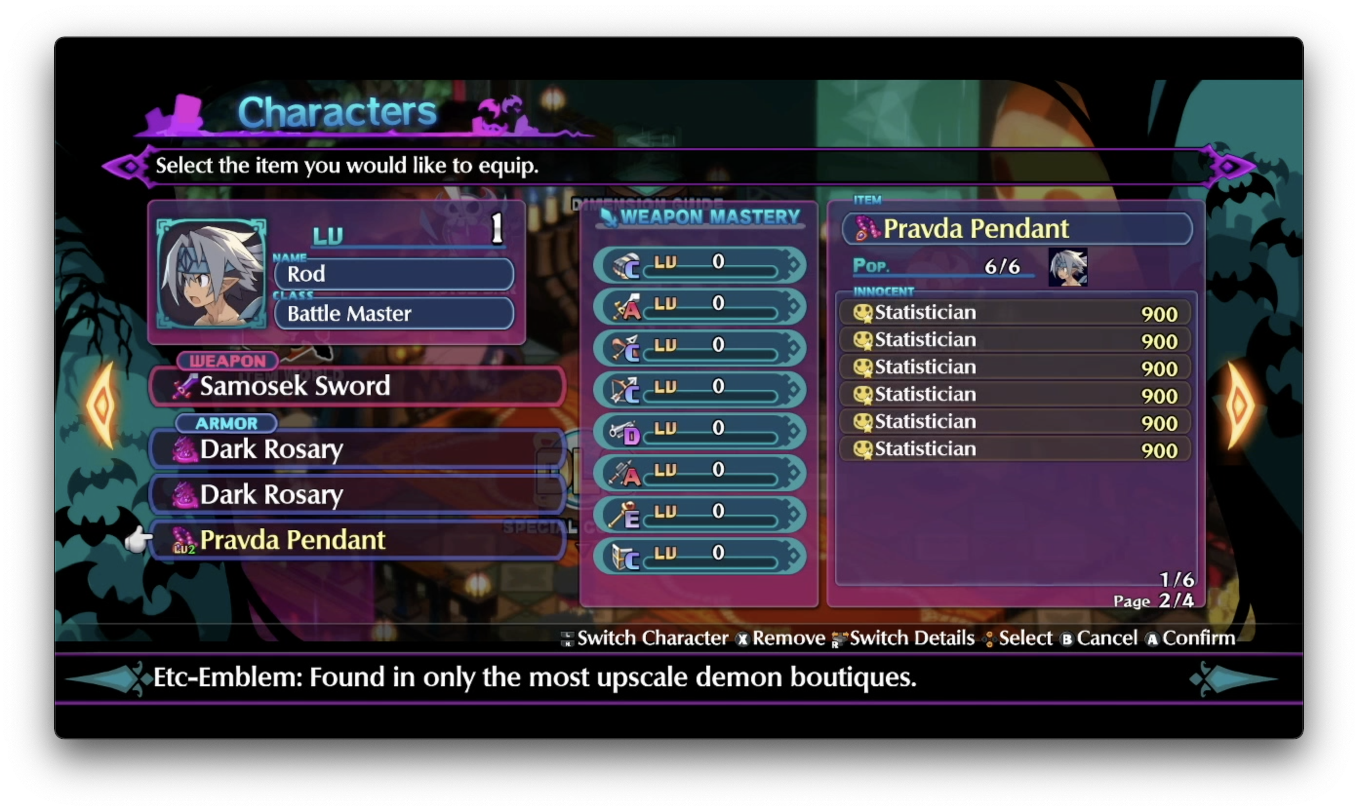 Here's our Disgaea 6: Defiance of Destiny - Innocent Farming Guide