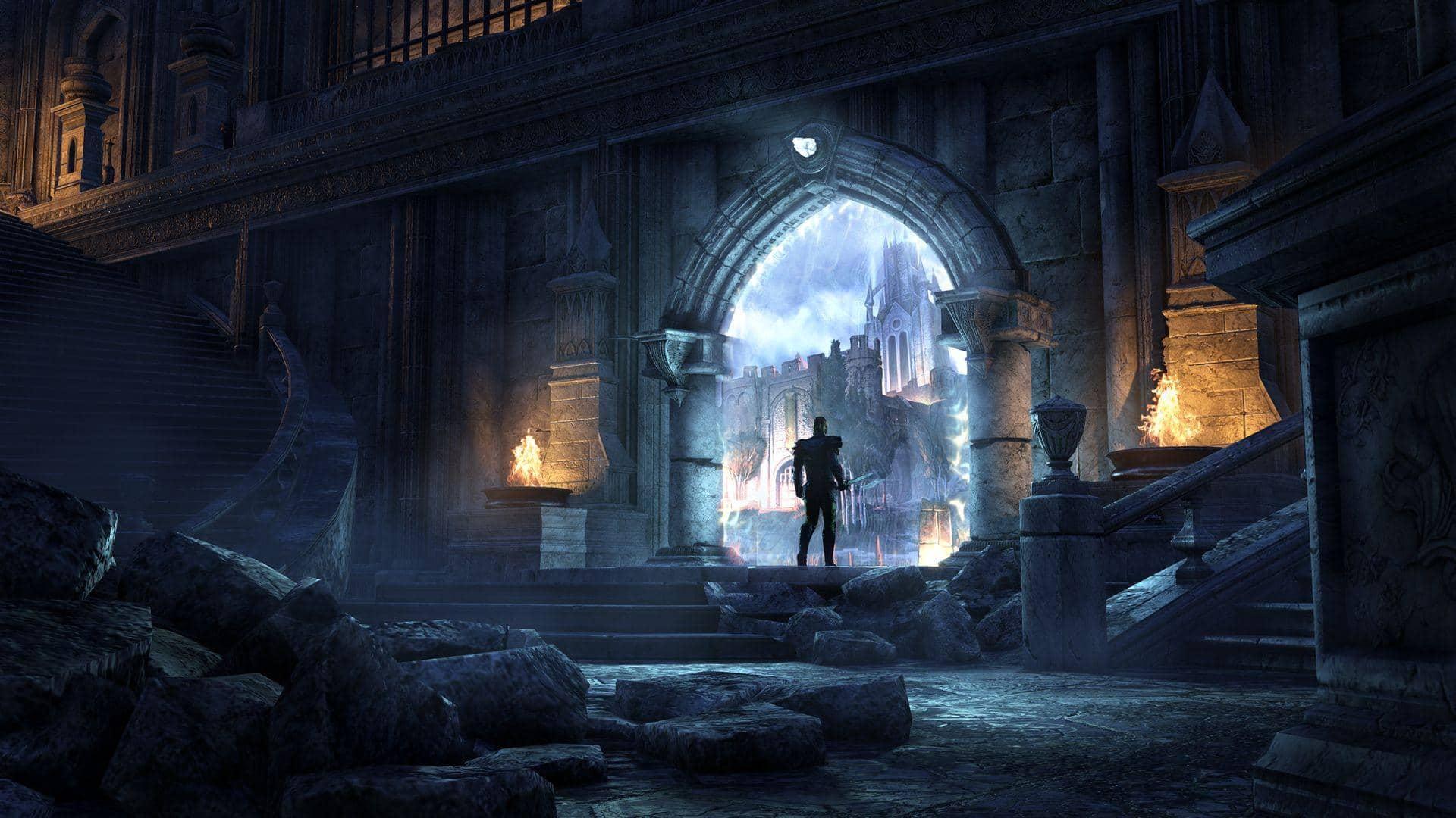 The Elder Scrolls Online Blackwood now available