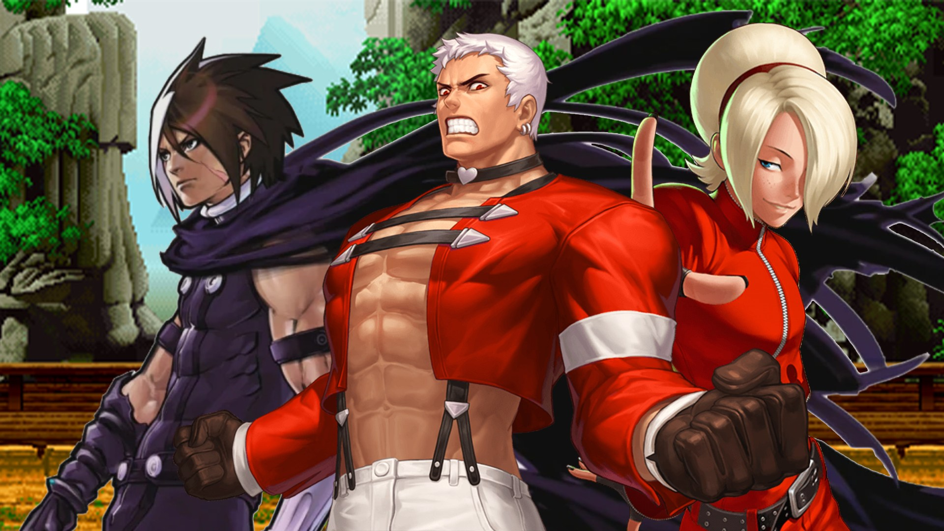 The King of Fighters XV delayed to 2022
