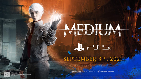 The Medium launches September 3 for PS5