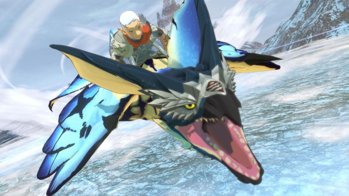 Monster Hunter Stories 2: Wings of Ruin 1