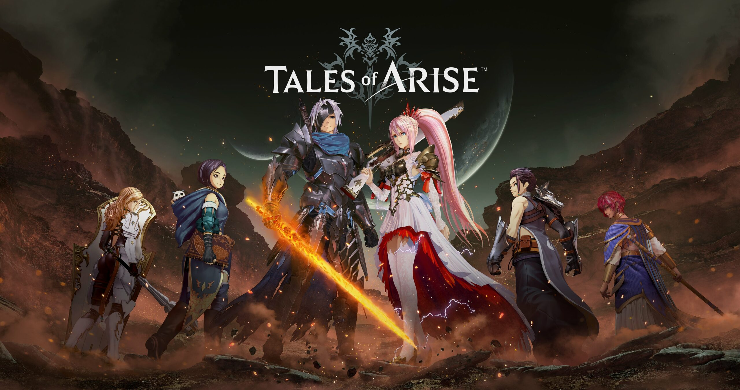 Tales of Arise Summer 1