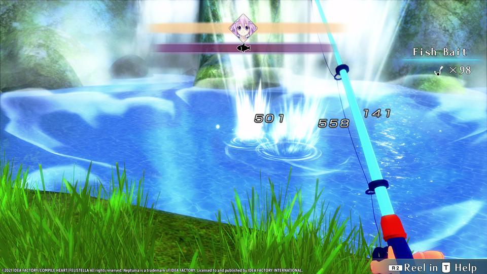 Neptunia ReVerse 4