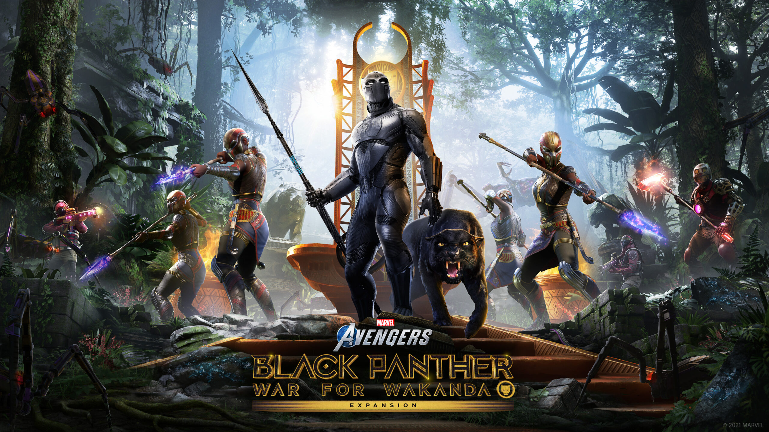 Marvel's Avengers Black Panther: War for Wakanda Expansion 1
