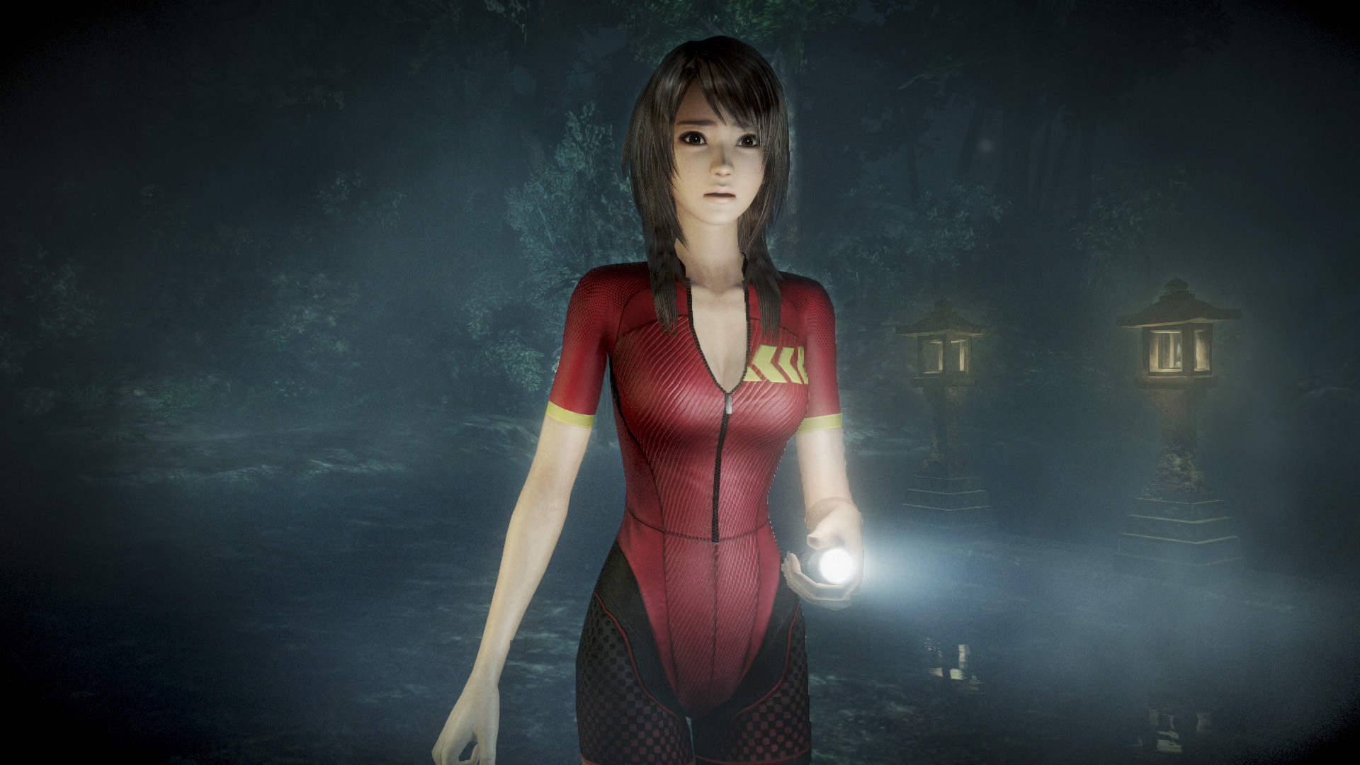 Fatal Frame Maiden of Black Water launches October 28