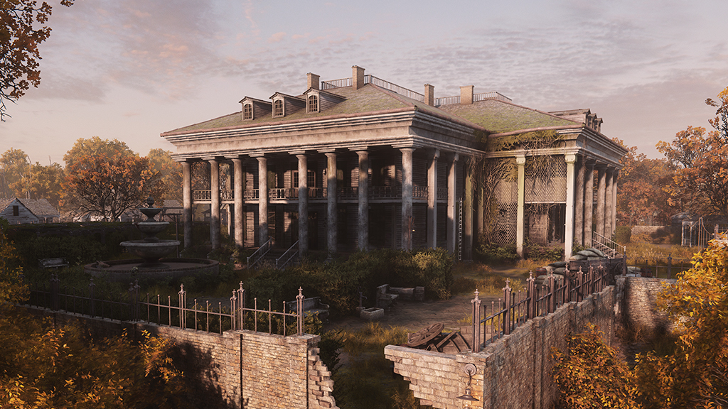 Hunt Showdown gets DeSalle map today on PC