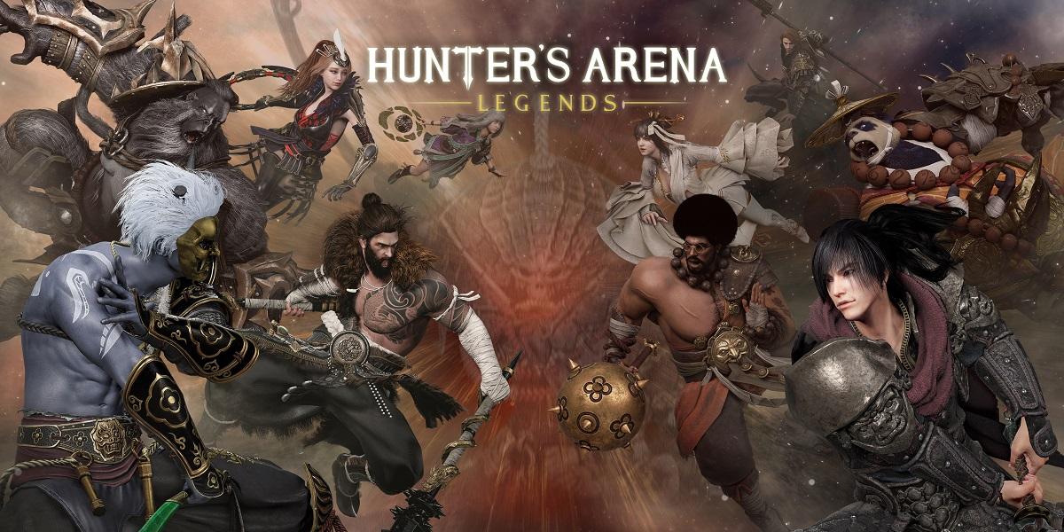 Hunter's Arena: Legends 1