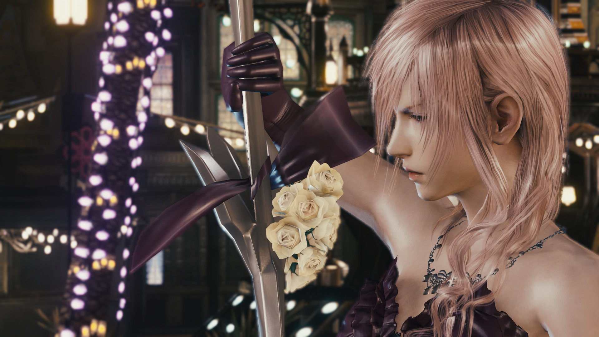 Lighting Returns: Final Fantasy XIII Steam Version Patched for Some Reason