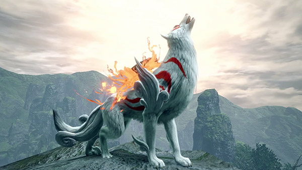 Monster Hunter Rise X Okami collaboration begins this week