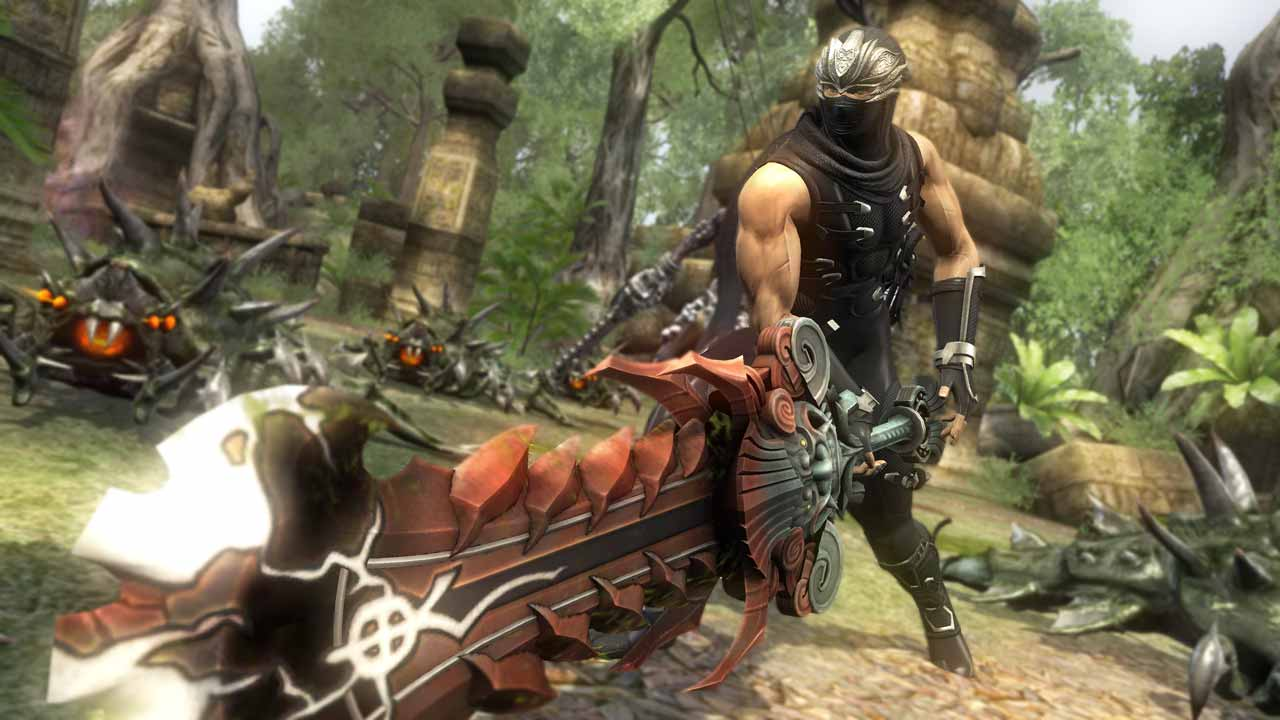 Ninja Gaiden Master Collection Update Simplifies Screen Resolution Changes and More