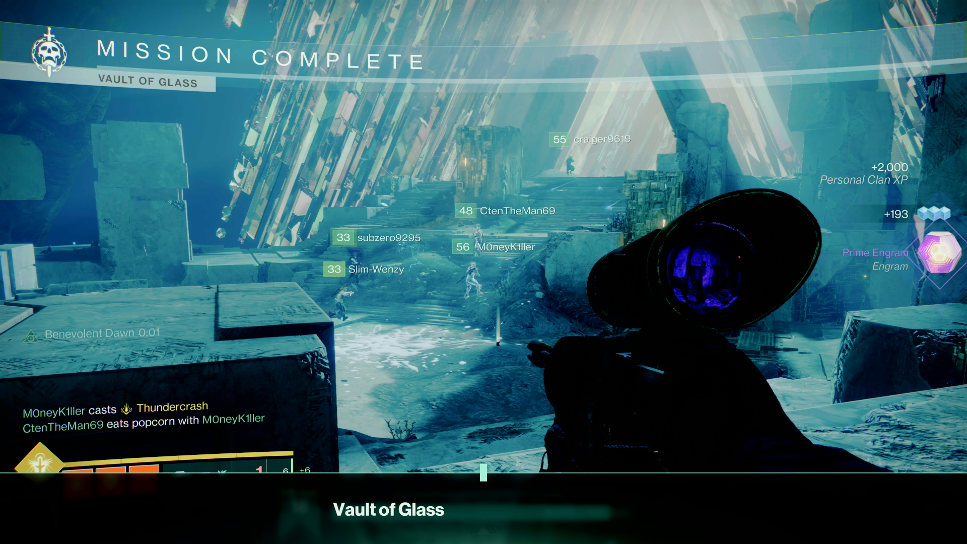 Destiny 2 Vault of Glass Master Difficulty is a Reminder of All the Current Problems