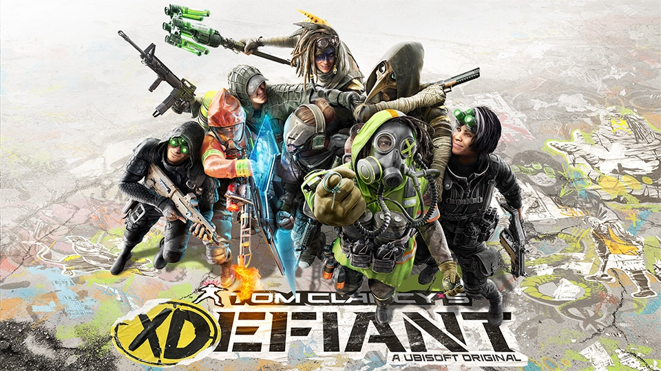 Tom Clancy's XDefiant announced for consoles and PC