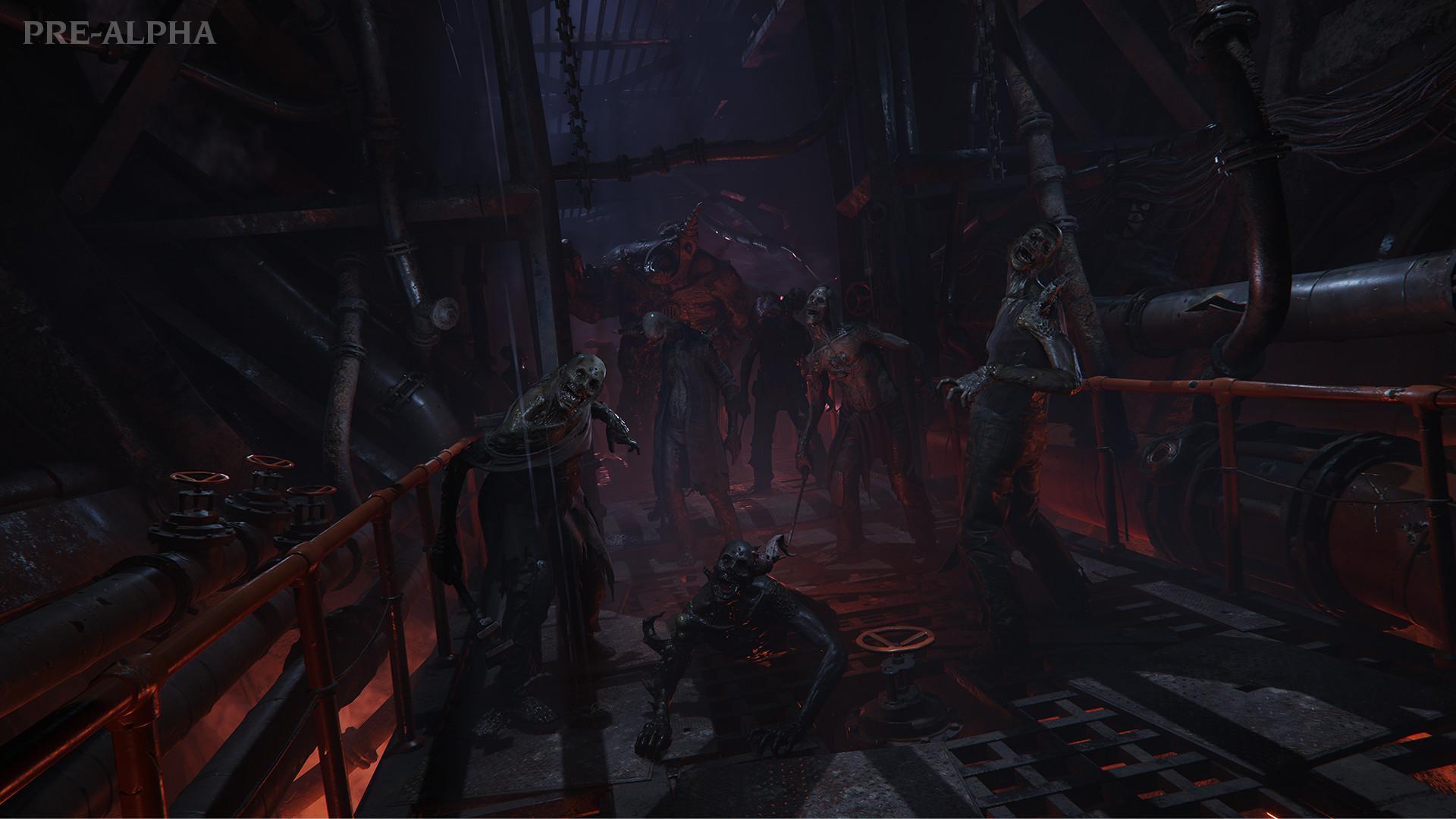 Warhammer 40,000 Darktide delayed until Spring 2022
