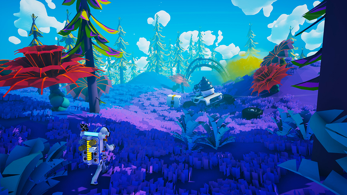 Astroneer launches in early 2022 for Switch