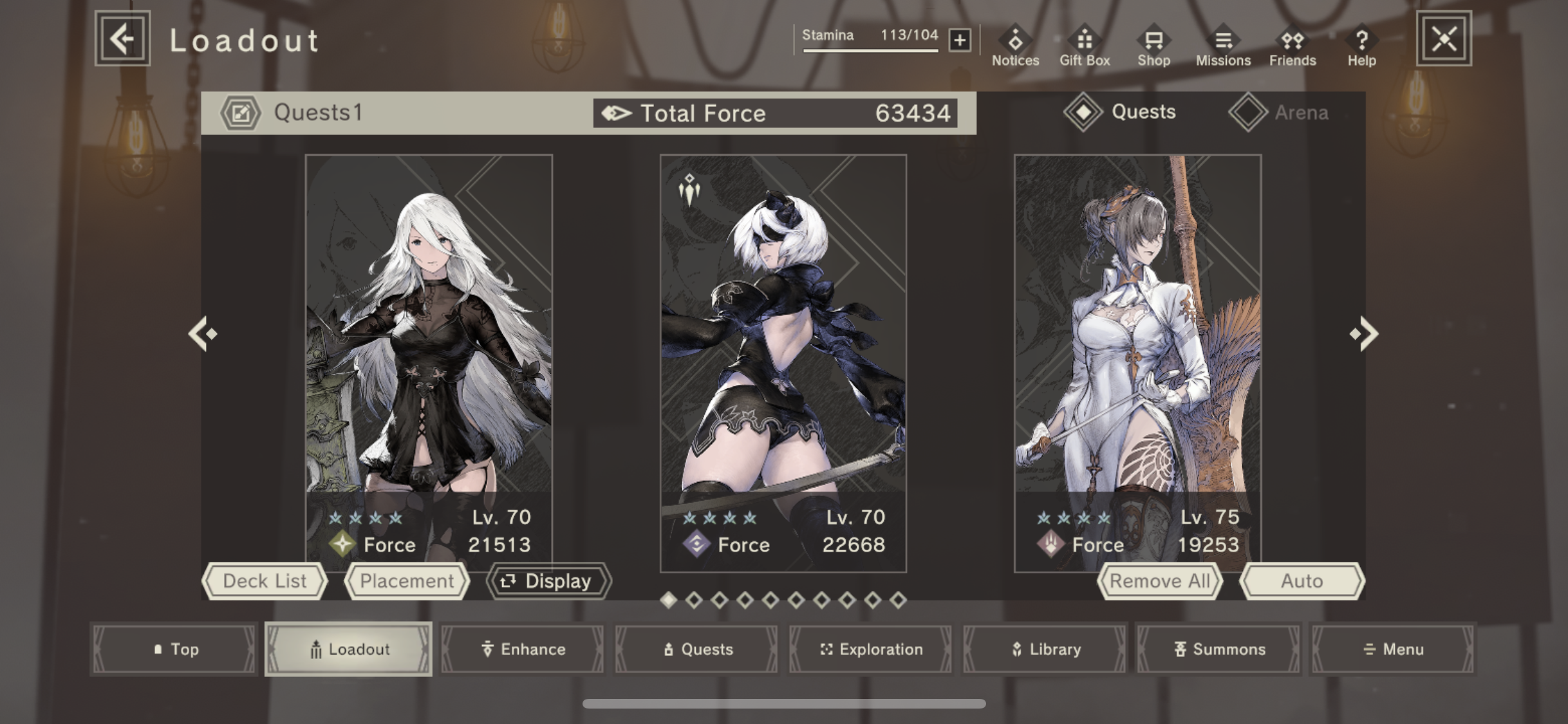 How to Quickly Earn Gold in NieR Reincarnation 3