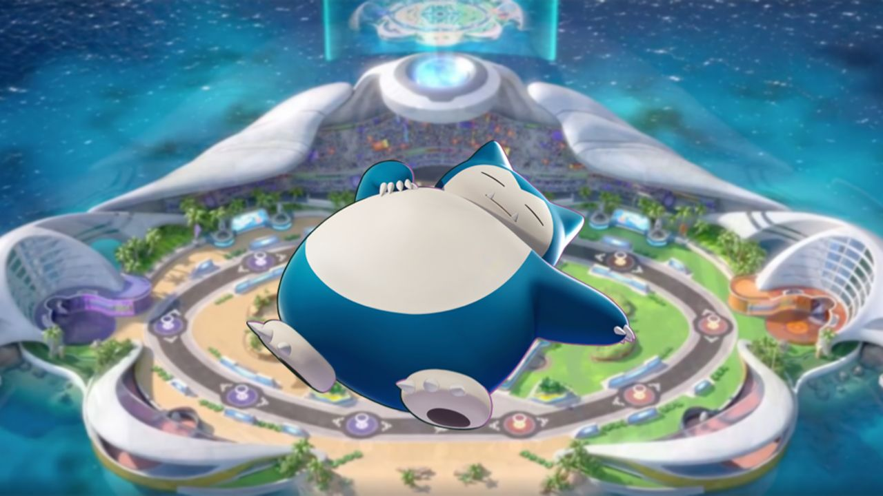 Pokemon Unite latest update nerfs Snorlax, Slowbro, and more