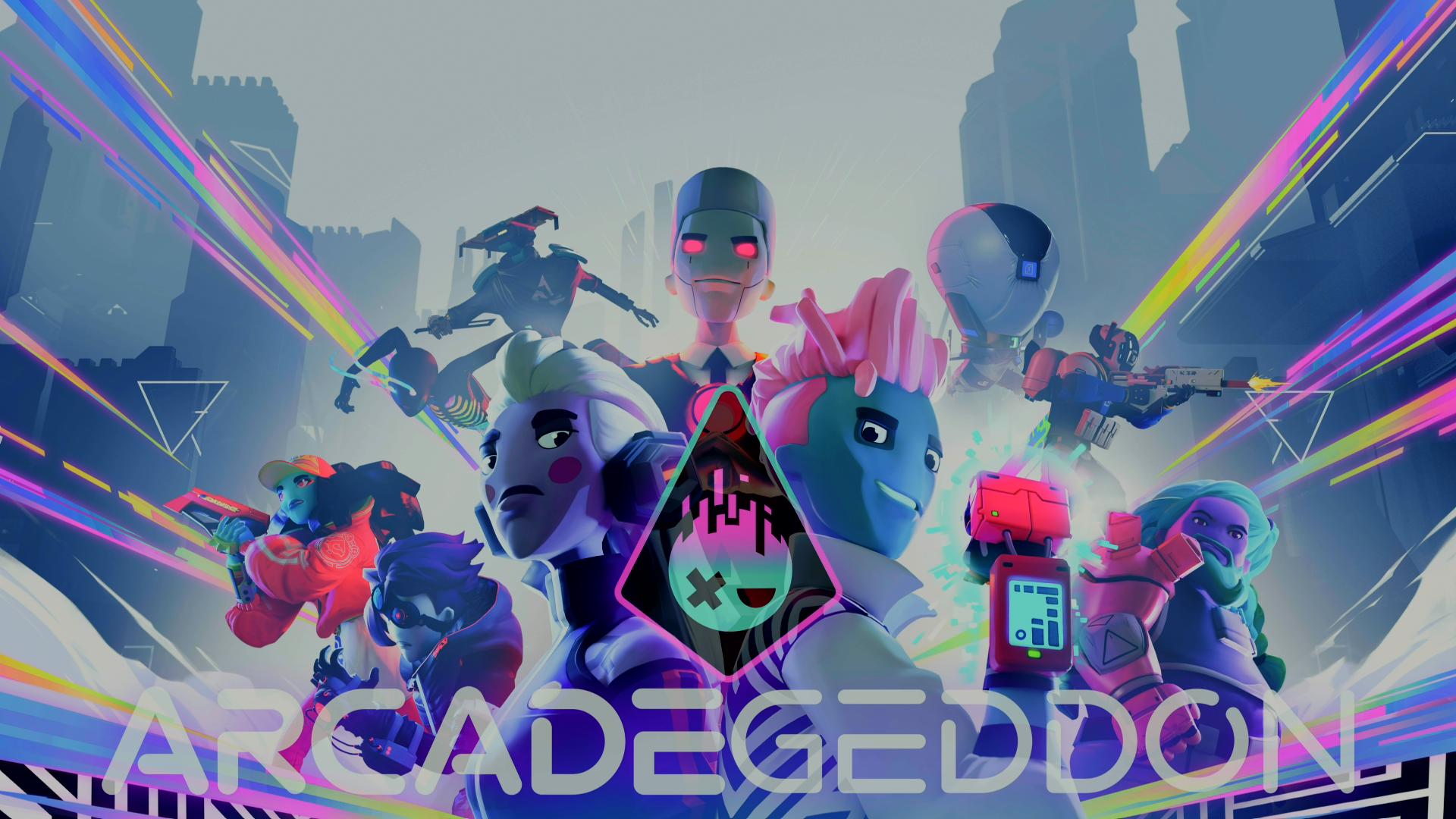 Arcadegeddon 1