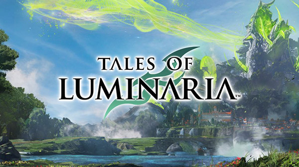 Tales of Luminaria announced for mobile
