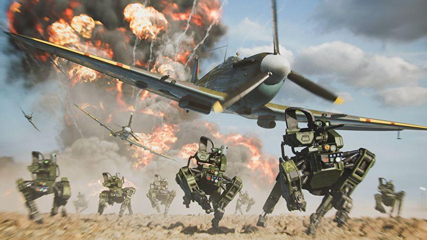 Battlefield 2042 Open Beta gets dated