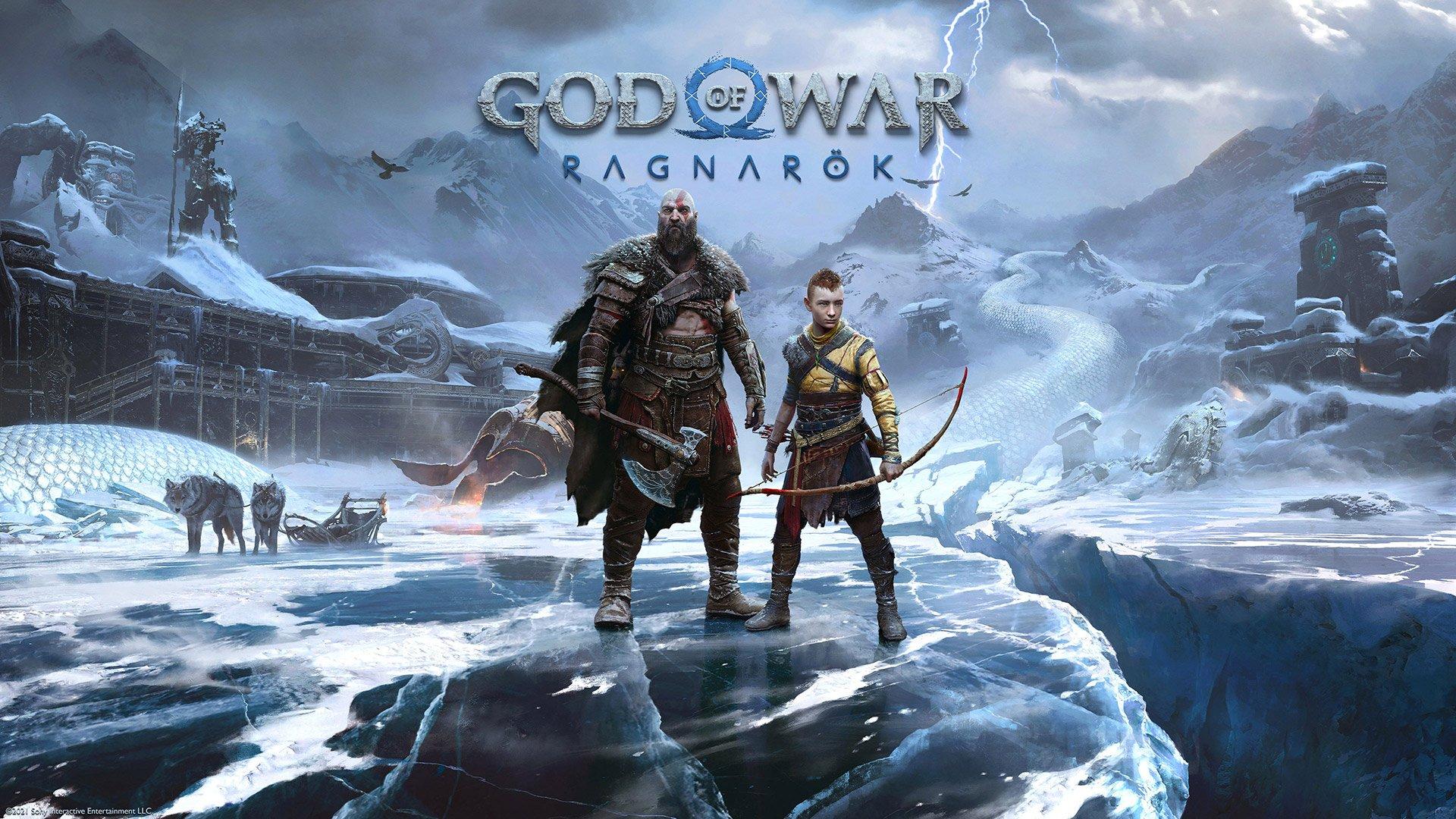 God of War Ragnarok 1
