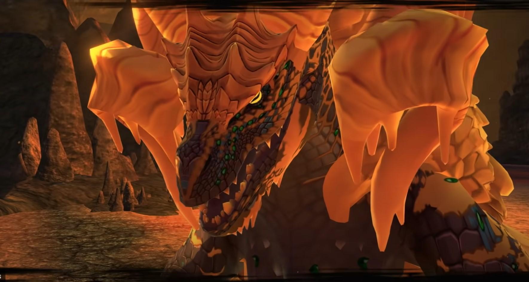 Monster Hunter Stories 2 version 1.4.0 update details revealed