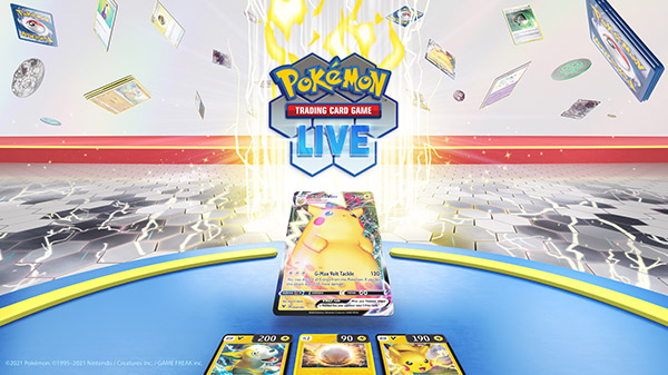 Pokemon Trading Card Game Live announced for PC and mobile