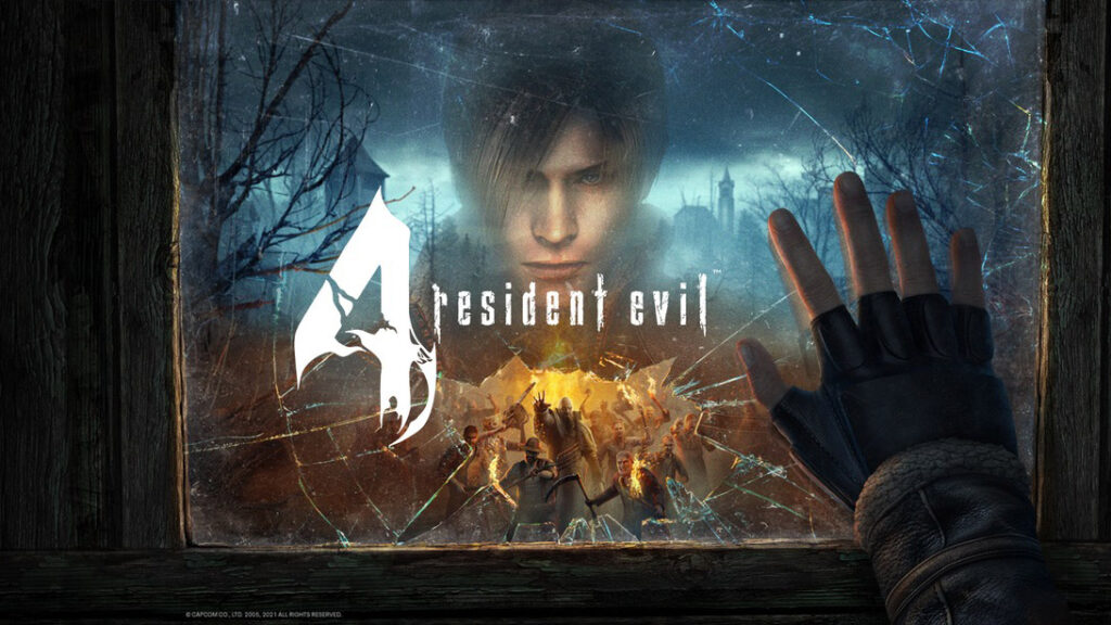 Resident Evil 4 VR coming to Oculus