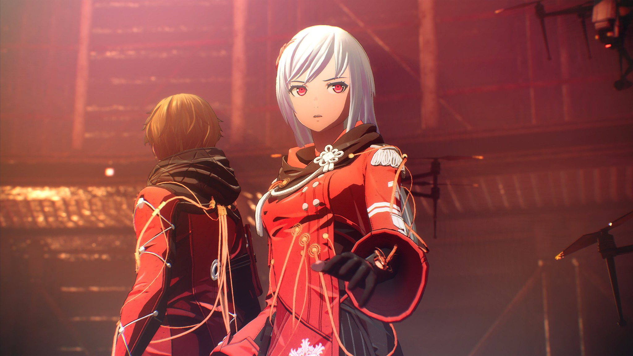 Scarlet Nexus version 1.03 update adds new gameplay options and more